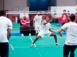 77 مدربا مصريا يشاركون في دورة الريشة الطائرة للأولمبياد الخاص