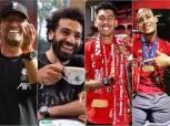 محمد صلاح يرتدى ثاني أغلى ساعة في فريق ليفربول