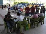 مركز شباب الجزيرة يجري تحاليل طبية للعاملين بالتعاون مع نادي الجزيرة