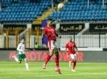 محمد شريف يحزر هدف الأهلي الأول في شباك المصري «فيديو»