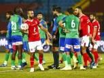 مصر للمقاصة يسجل هدف التعادل في شباك الأهلي (فيديو)