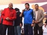 الأهلي يكرّم «أشرف صبحي» وكبار المشاركين في ماراثون الدراجات