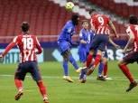 سواريز يخطف انتصارا ثمينا لأتلتيكو مدريد من أنياب خيتافي