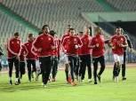 غدا.. تجمع المنتخب الوطني للسفر إلى سويسرا