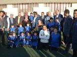 وزير الرياضة يتفقد نادي الجمهورية بـ «شبين الكوم»