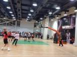 بالصور| وزير الرياضة يشيد بصالة مركز شباب الجزيرة الجديدة