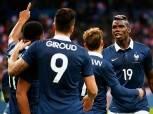 بوجبا وكامافينجا يعودان لقائمة فرنسا بدوري الأمم الأوروبية