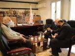 جلسة بين لجنة الحكماء ورئيس الزمالك لمناقشة الأمور الإدارية والمالية