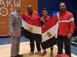 محمد إيهاب يؤازر المنتخب المصري في البطولة الأفريقية لرفع الأثقال