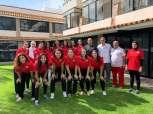 شابات الطائرة يصلن المكسيك بعد رحلة 27 ساعة للمشاركة فى بطولة العالم
