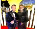 أحمد حسن يشكر كامل أبو علي بعد نجاح حفل الأفضل في أفريقيا