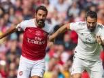 «في مباراة الأساطير».. «أرسنال» يفوز على «ريال مدريد» بركلات الترجيح