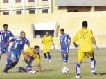 انتظام لاعبي كفر الشيخ الجدد في أول مران استعدادا للموسم الجديد