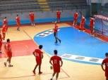 إصابة أحمد حسام لاعب يد الأهلي بشد في العضلة الضامة