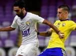 بالفيديو| بمهارة رائعة.. «حسين الشحات» يقلص الفارق للعين أمام الوصل