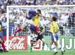 مونديال 1998: البرازيل تتآمر على المغرب.. ورأسية زيدان تمنح فرنسا اللقب لأول مرة