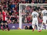 أتلتيك بيلباو يفوز على غرناطة بهدف في ذهاب نصف نهائي كأس ملك إسبانيا