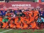 بالفيديو| هولندا تفوز ببطولة أوروبا للشباب بالفوز على إيطاليا في المباراة النهائية