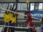 «بافيا» يفوز على «DGSP» في بطولة أفريقيا للطائرة