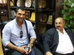 حطب ينهي أزمة رمضان درويش بطل الجودو قبل دورة الألعاب الأفريقية