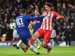 بالفيديو| تشيلسي يفرض التعادل على أتلتيكو مدريد ويقصيه من دوري الأبطال