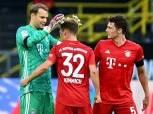 نوير يحقق إنجازا تاريخياً في الدوري الألماني بسبب بوروسيا دورتموند