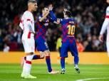 ميسي يقود هجوم برشلونة في مواجهة ريال سوسيداد.. وعودة ألبا