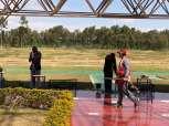 وصول جميع المنتخبات المشاركة في بطولة العالم للرماية إلى القاهرة