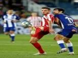 ديبورتيفو ألافيس يفوز بهدف نظيف على ليفانتي في الدوري الاسباني