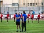 «كارتيرون» يعقد محاضرة أخيرة مع لاعبي الأهلي قبل نهائي أفريقيا