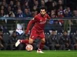 محمد صلاح هداف ليفربول الأول متفوقًا على ماني بعد هدفه في بورتو