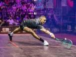 مصطفى عسل يخطف لقب بطولة السلسلة العالمية للإسكواش من محمد الشوربجي