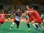 يد مصر تواجه كوريا استعدادا للبطولة الأفريقية