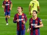 استبعاد ميسي وكوتينيو وشتيجن من قائمة برشلونة بدوري الأبطال