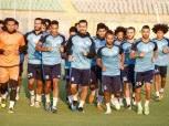 «المصري» يستأنف تدريباته استعدادًا لمواجهة «النجوم»
