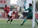 إصابة أكرم وتألق ميكسيوني وشوبير.. الأهلي يفوز على المقاولون بهدف وديا