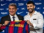أجويرو: اللعب مع ميسي في برشلونة حلم.. وجوارديولا ساعدني على التطور