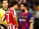 بالأرقام.. نجم أتلتيكو مدريد يتفوق على ميسي في الدوري الإسباني