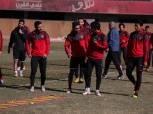 تحت إشراف «أليخاندرو»| مران بدني قوي للاعبي الأهلي