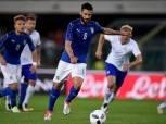 إيطاليا تفوز على فنلندا بهدفين في تصفيات اليورو