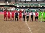مصر تفوز بذهبية الأولمبياد الخاص لكرة القدم بالهند
