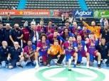 علي زين يفوز بثاني ألقابه مع برشلونة بالتتويج بكأس السوبر الكتالوني