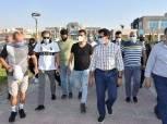 """وزير الرياضة يتفقد """"النادي"""" بـ6 أكتوبر (صور)"""