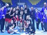 سيدات الأهلي يحسمن لقب دوري مرتبط السلة لموسم 2020-2021
