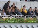 «الخطيب» وأعضاء مجلس الأهلي يُُساندون فريق الكرة أمام فيتا كلوب
