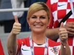 سر غياب رئيسة كرواتيا عن حضور مباراة إنجلترا