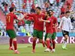 هدف رونالدو ضد ألمانيا في يورو 2020 «فيديو»