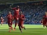ليفربول يحتفل بأول أهداف ساديو ماني بقميصه