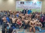 جامعة طنطا تنظم بطولة الجامعات المصرية لكمال الأجسام
