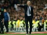 زيدان يعلن تشكيل ريال مدريد لمواجهة ليفانتي